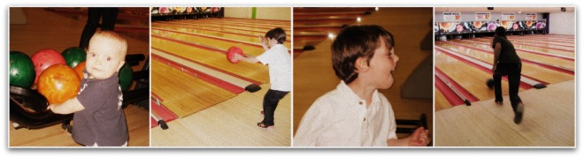 bowling-collage